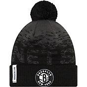 New Era Youth Brooklyn Nets Knit Hat