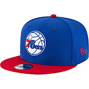 New Era Youth Philadelphia 76ers 9Fifty Adjustable Snapback Hat
