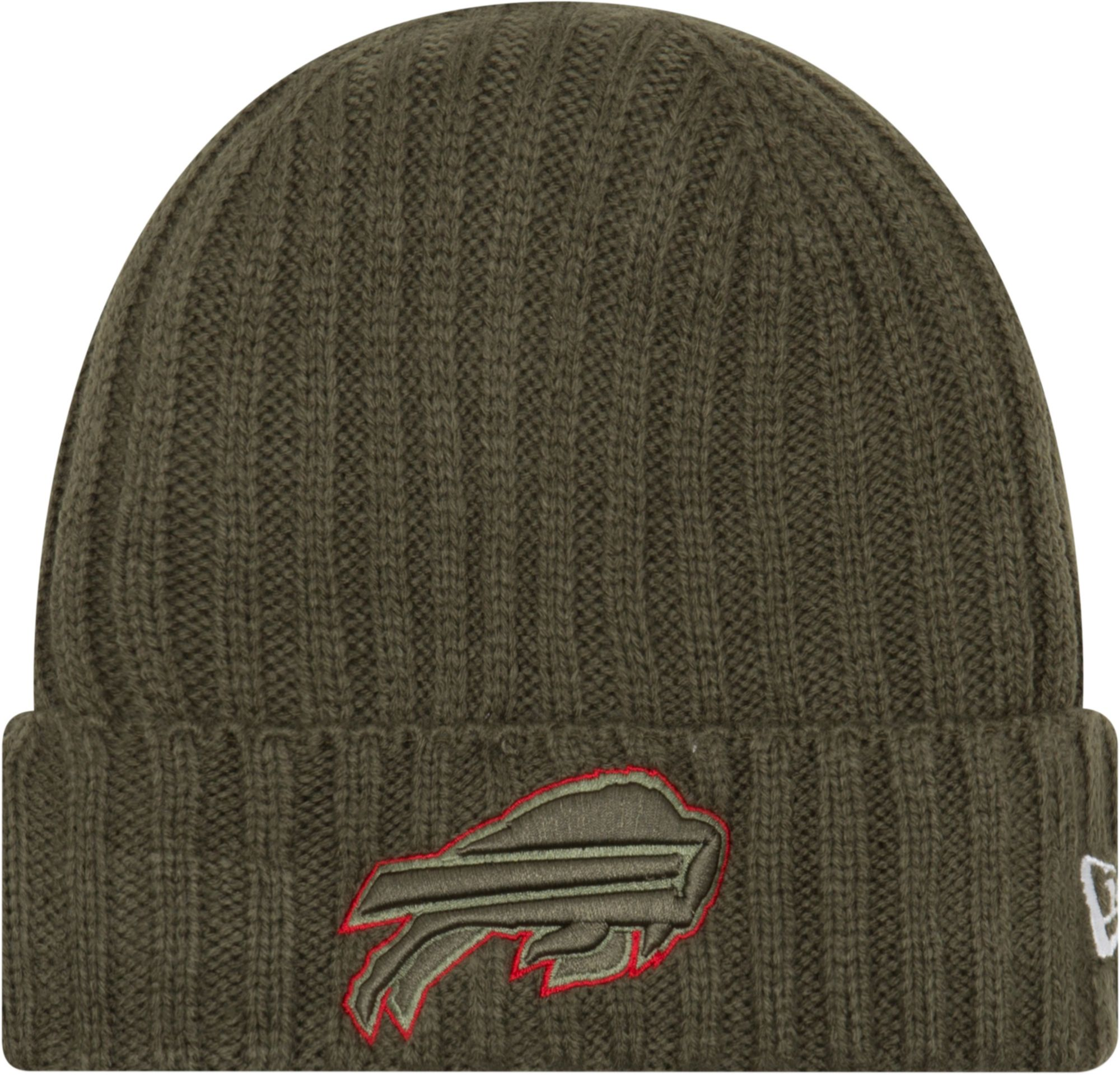 60065a5dc ... discount code for new era youth buffalo bills salute to service 2017  knit hat 8ae77 5f955 ...