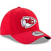 New Era Youth Kansas City Chiefs Junior Team Classic 39Thirty Stretch Fit Hat