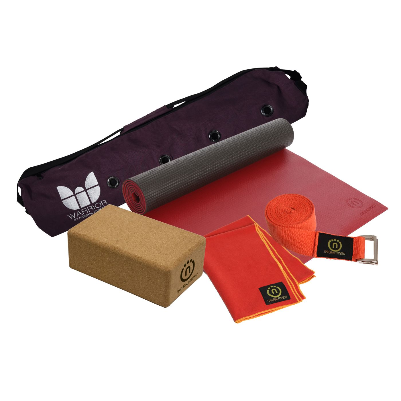 Natural Life Hot Yoga Kit