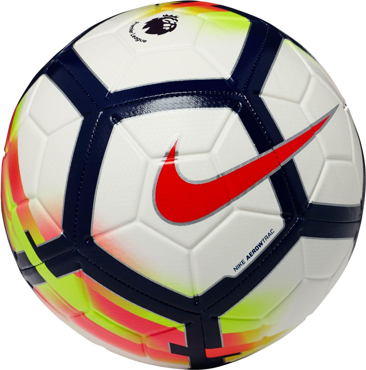 Nike Premier League 2017 Strike Soccer Ball