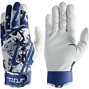 Nike Adult Trout Edge Camo Batting Gloves