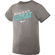 Nike Little Boys' I'm Already Great Graphic T-Shirt