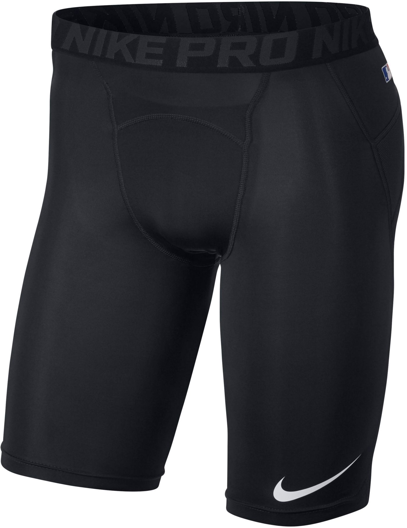 Nike Boys' Pro Heist Dri-FIT Baseball Sliding Shorts
