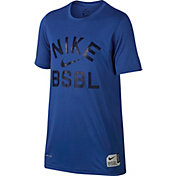 Nike Boy's Dry Baseball Training T-Shirt