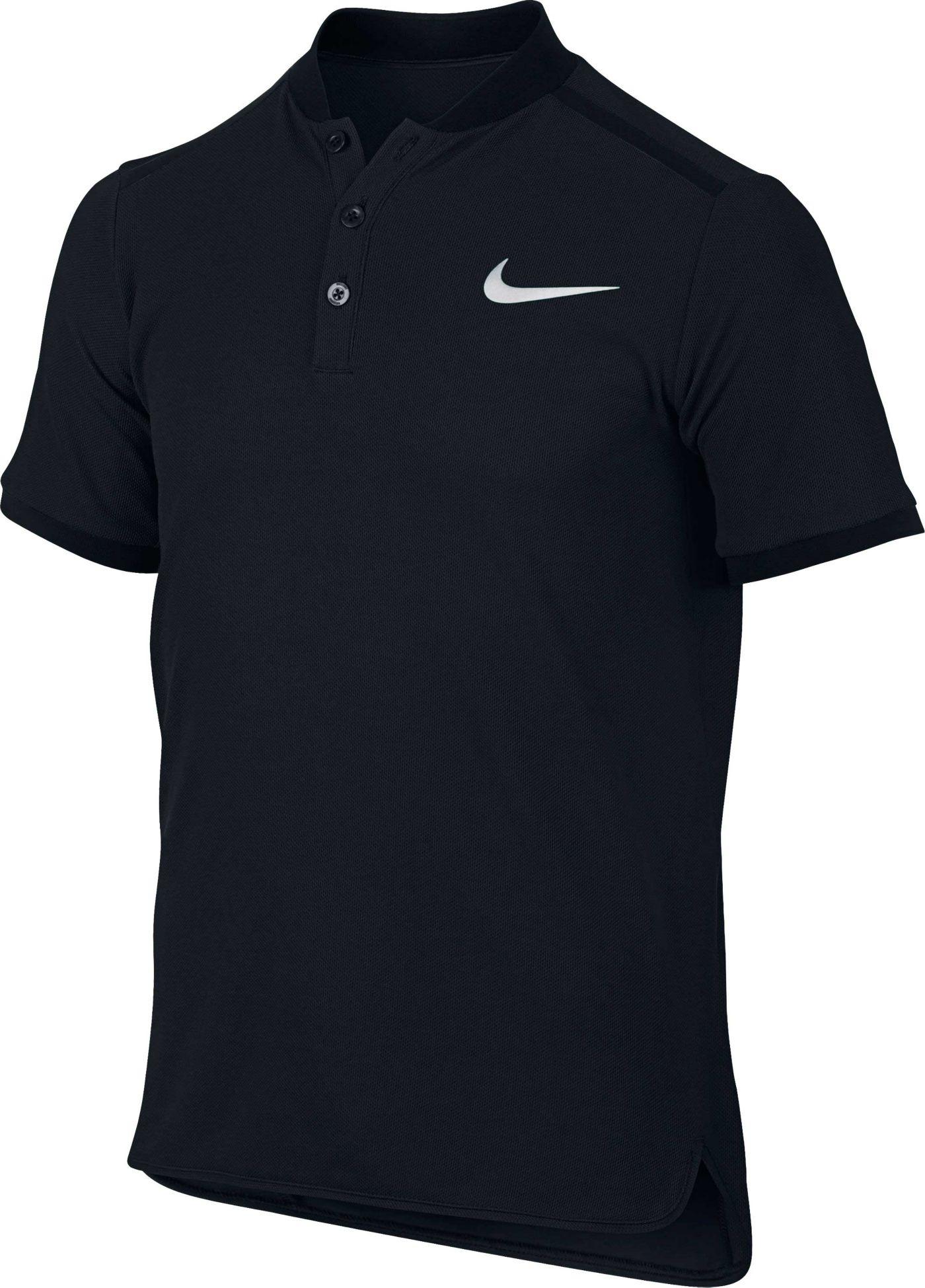 Nike Boys' Court Advantage Tennis Polo