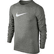 Product Image · Nike Boys  Dry Training Long Sleeve T-Shirt 6187cb236