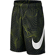 Nike Boys' Dry Fly All Over Print Training Shorts