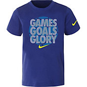Nike Little Boys' Games Goals Glory Graphic T-Shirt