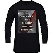 Jordan Boys' Resume Dri-FIT Long Sleeve T-Shirt