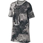 Nike Boys' Dry Kyrie Wash Printed T-Shirt