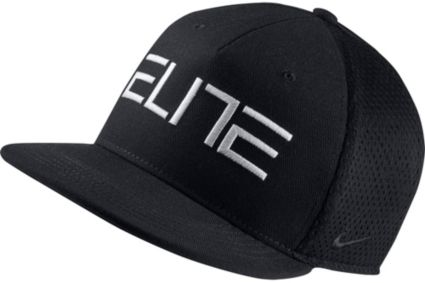 Nike Boys  AeroBill Elite True Flat Brim Hat  cb2adc6b8