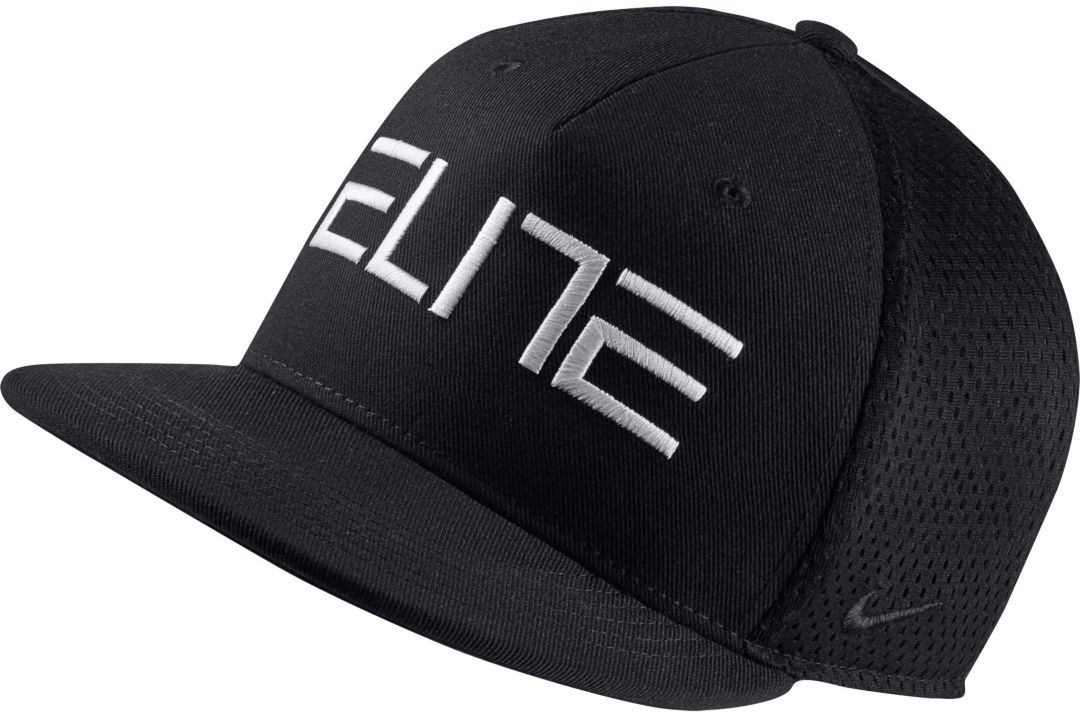 62944ea7 Nike Boys' AeroBill Elite True Flat Brim Hat | DICK'S Sporting Goods