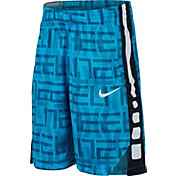 Product Image · Nike Boys' Dry Elite Stripe Basketball Shorts