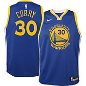 Nike Boys  Golden State Warriors Stephen Curry  30 Dri-FIT Swingman Jersey 42a3e592f