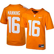 Nike Boys' Peyton Manning Tennessee Volunteers #16 Tennessee Orange Replica College Alumni Jersey