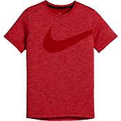 Nike Boys' Breathe Hyper Graphic T-Shirt