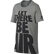 Nike Boys' Sportswear Let There Be Air Graphic T-Shirt