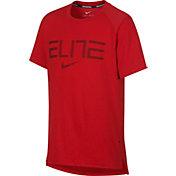 Nike Boys' Elite Shooter Basketball T-Shirt