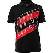 Nike Boys' Dry Victory Graphic Golf Polo