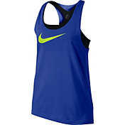 Nike Girls' Breathe 2-in-1 Tank Top