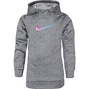 Nike Little Girls' Therma Tunic Hoodie
