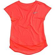Nike Little Girls' Dri-FIT 2fer Tunic T-Shirt