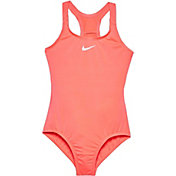396ed6e3a3be6 Product Image · Nike Girls  Racerback Sport Swimsuit