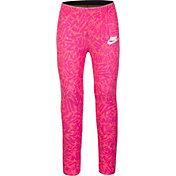 Nike Little Girls' Printed Tights