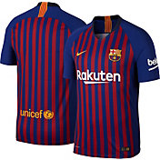 Nike Men's Barcelona FC 2018 Vapor Authentic Match Home Jersey