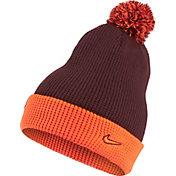 Nike Barcelona Maroon Knit Beanie