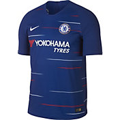 Nike Men's Chelsea 2018 Vapor Authentic Match Home Jersey