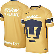 Nike Men's Pumas UNAM Spring 18 Breathe Replica Home Stadium Jersey