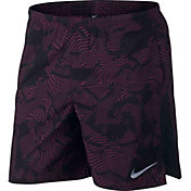 Nike Men's 7'' Flex Challenger Printed Running Shorts