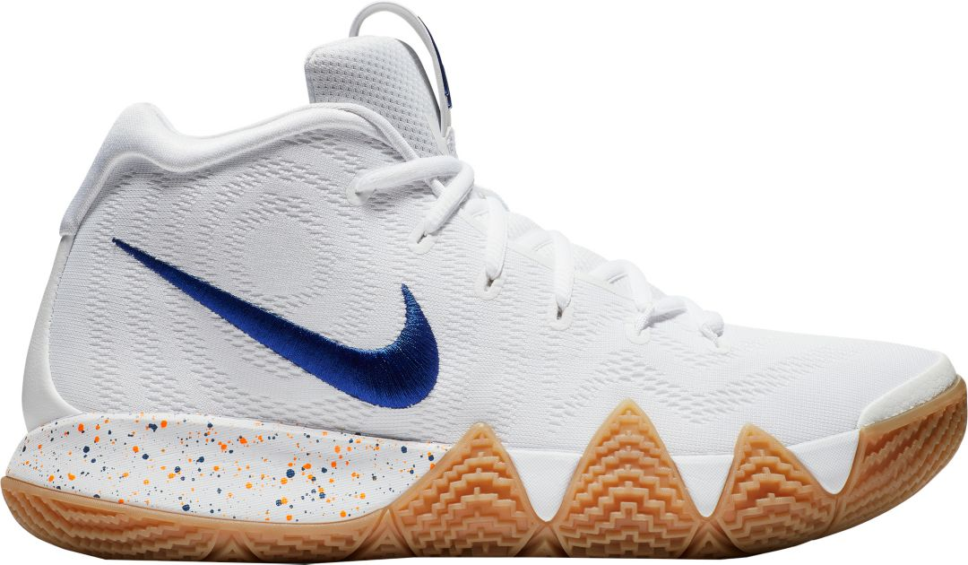 san francisco 551f0 8efdf Nike Kyrie 4 Basketball Shoes