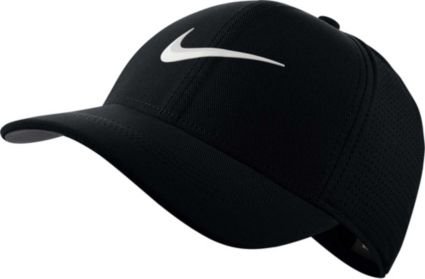 Nike Men s 2018 AeroBill Legacy91 Perforated Golf Hat. noImageFound b46d2d961ea