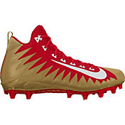 Nike Men's Alpha Menace Pro NFL Mid Football Cleats