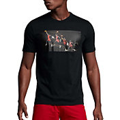 Jordan Men's Dry Flight Photo Basketball Graphic T-Shirt