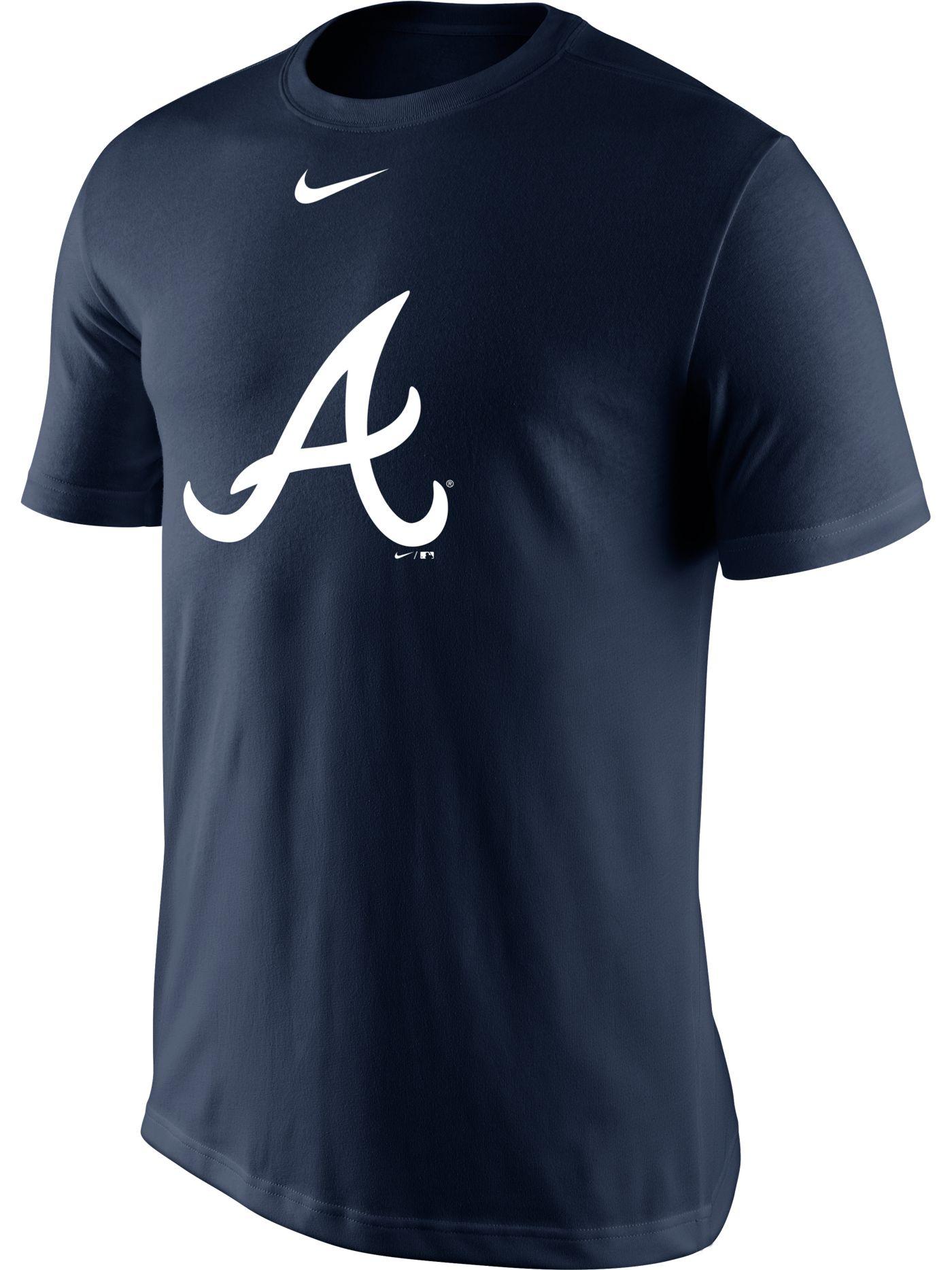 Nike Men's Atlanta Braves Dri-FIT Legend T-Shirt