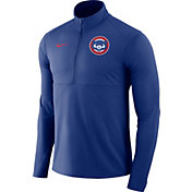 Nike Men's Chicago Cubs Dri-FIT Element Half-Zip Jacket