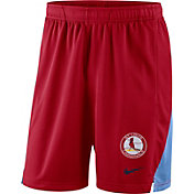 Nike Men's St. Louis Cardinals Franchise Knit Shorts
