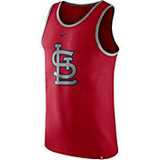 Nike Men's St. Louis Cardinals Wordmark Tank Top