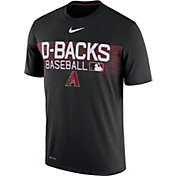 Nike Men's Arizona Diamondbacks Dri-FIT Authentic Collection Legend T-Shirt