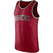 Nike Men's Arizona Diamondbacks Wordmark Tank Top