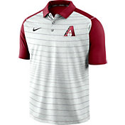 Nike Men's Arizona Diamondbacks Striped Polo