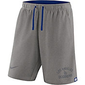 Nike Men's Los Angeles Dodgers Performance Fleece Shorts
