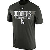 Nike Men's Los Angeles Dodgers Dri-FIT Authentic Collection Memorial Day Legend T-Shirt