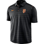 Nike Men's San Francisco Giants Striped Polo