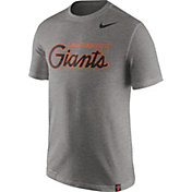 Nike Men's San Francisco Giants Dri-FIT Script T-Shirt